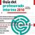 GUÍA DEL PROFESORADO INTERINO 2018