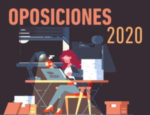 OPOSICIONES 2020: Informción CLM y otras CCAA