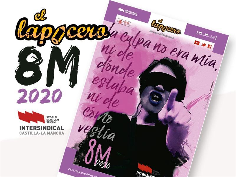 8 MARZO: #LaCulpaNoEraMía