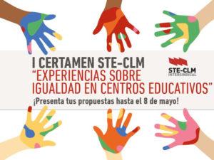 """I CERTAMEN: """"Igualdad en centros educativos"""" (Plazo: 8 mayo)"""