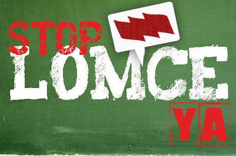 ¡STOP LOMCE YA! La aprobación de la nueva Ley Educativa, primer paso para la derogación de la LOMCE
